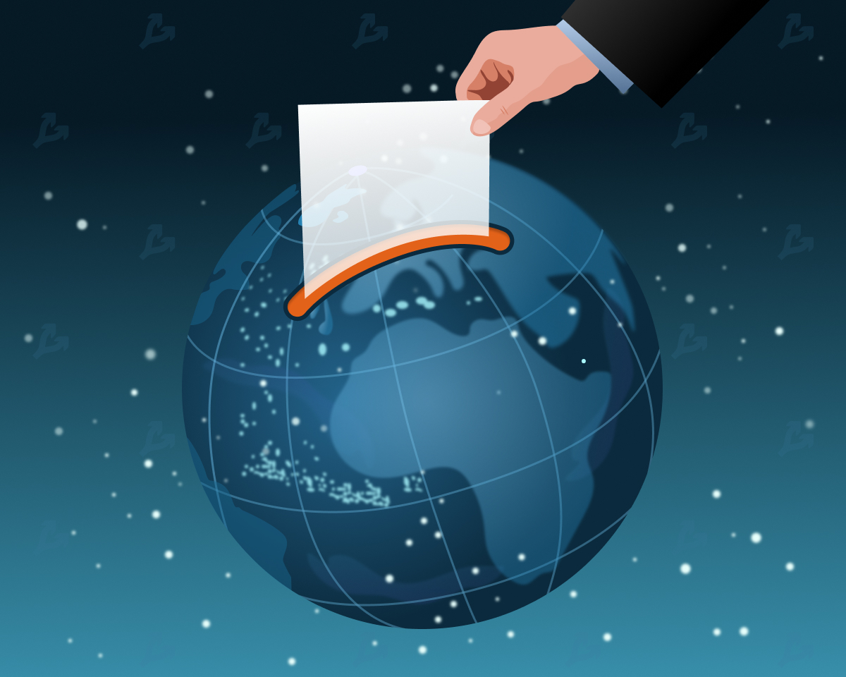 Waves Enterprise применит децентрализованную идентификацию в блокчейн-голосовании
