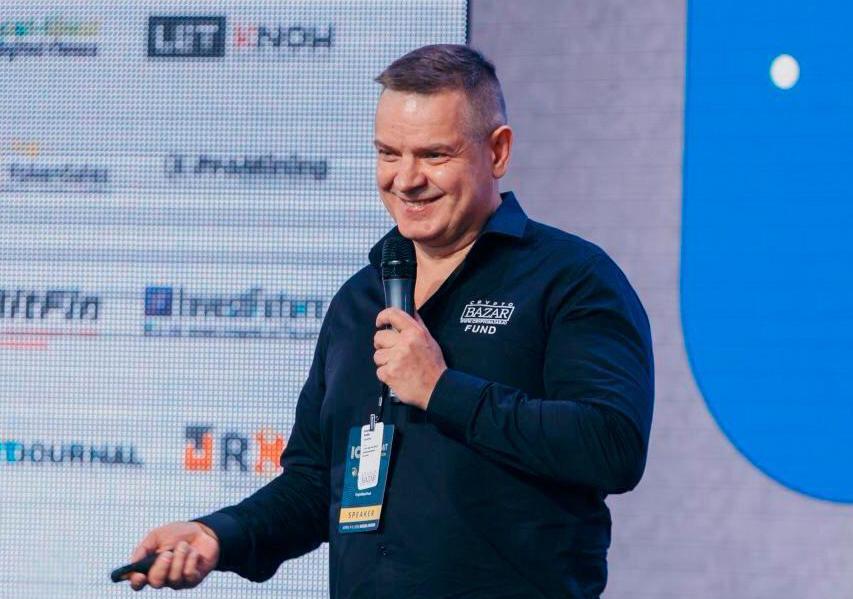 Умер сооснователь венчурного криптовалютного фонда CryptoBazar Андрей Юдин