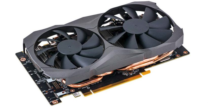 Nvidia introduced the crypto currency accelerator Inno3D P102-100